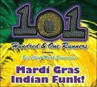 Mardi Gras Indian Funk [Digipak] by 101 Runners (CD, Mar-2011, Mardi Gras)