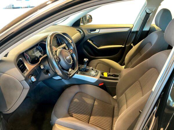 Audi A4 2,0 TDi 150 Avant billede 5