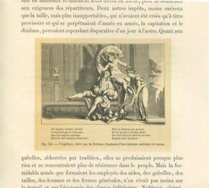 ANTIQUE-ARTISTIC-NUDE-WOMAN-FRUIT-ALLEGORICAL-FATES-OF-FORTUNE-SMALL-ART-PRINT