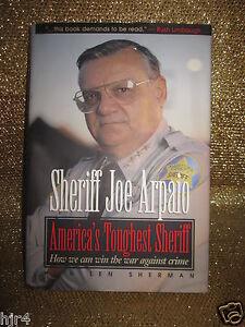 Arizona-Sheriff-Joe-Arpaio-Book-Signed-Autograph-Signed