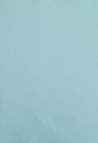 Oilcloth Tablecloth Plain Light Blue 0291 Monochrome Square Round Oval