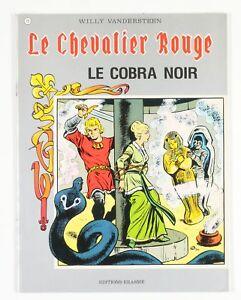 BD prix réduit Chevalier Rouge (Le) Le cobra noir