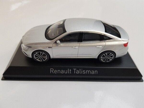 1 43 Norev Renault Talisman 2016 platin silber 517744  | Queensland