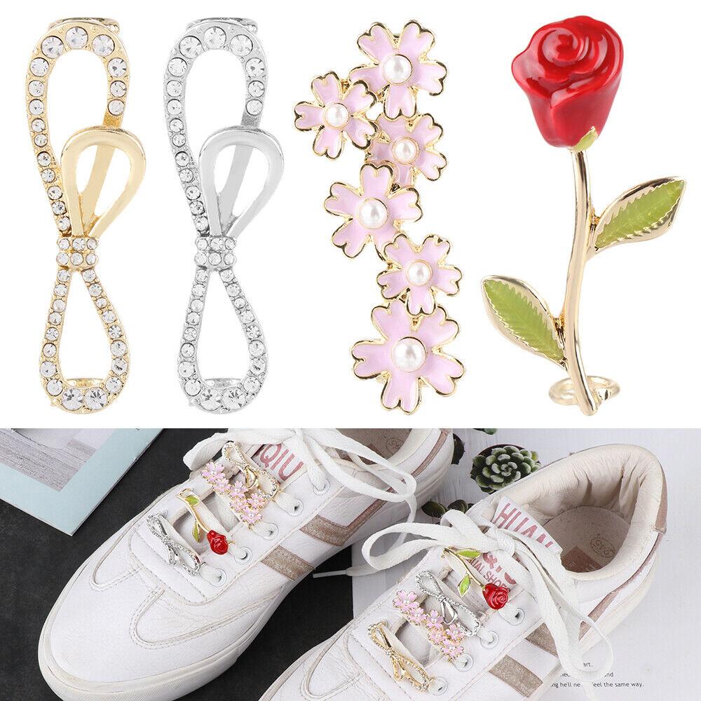Casual Shoes Shoe Charms Shoes Accessory Shoelaces Clips Shoe Decoration Clip