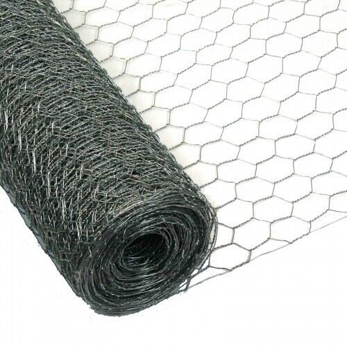 Hexagone Tissu Maille 100 cm 50 m 25 mm 0,8 mm lapin fil lapin fil