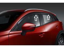 Genuine Mazda CX-3 Side Window Deflectors DB4F-V3-700