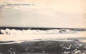 USA-New-Jersey-Scene-Around-Hopewell-sea-waves