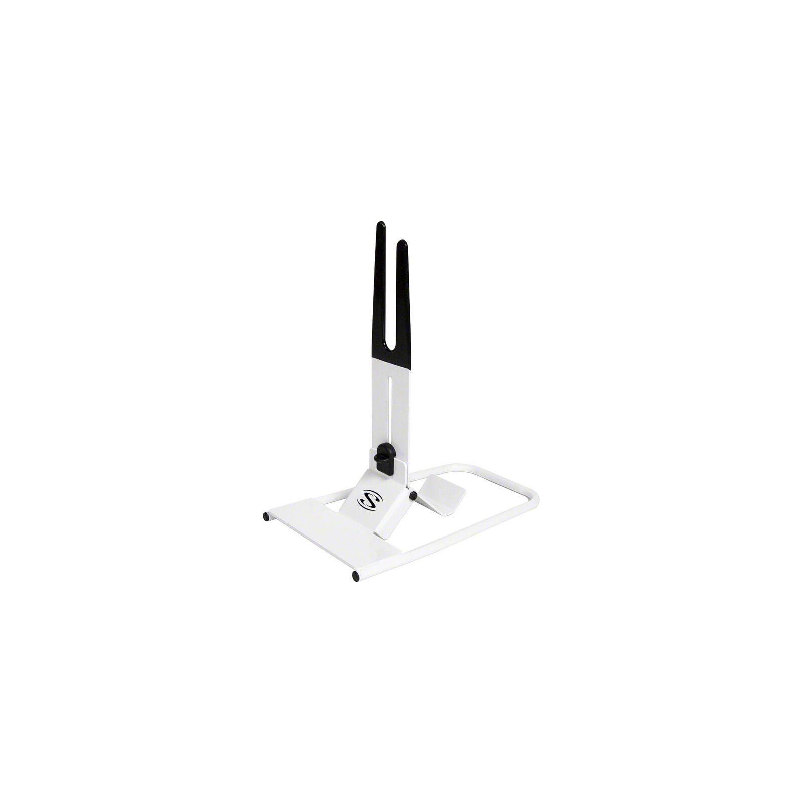 Saris The Boss Folding Bike Display Stand  White