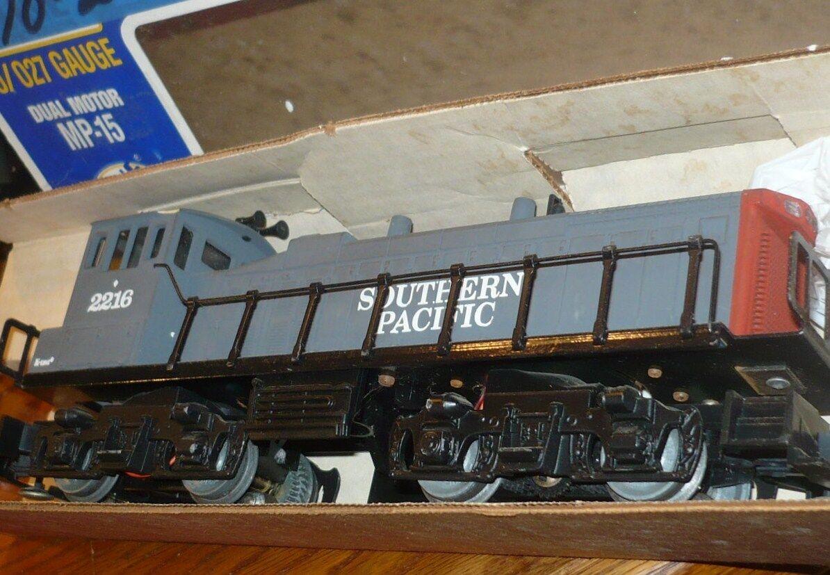 ¡no ser extrañado! K-Line Southern Pacific MP-15 K-2216 K-2216 K-2216 almacén bien   minorista de fitness