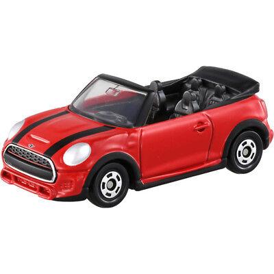 Takara Tomy TD Tomica BX043 1//57 Mini Cooper Scale Model Car #VX744450