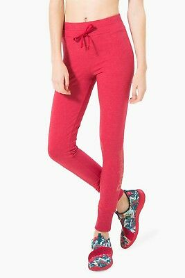 Women's Clothing Cooperative Desigual Sport-kollektion Hose *pant_essential* Good Companions For Children As Well As Adults Sporting Goods