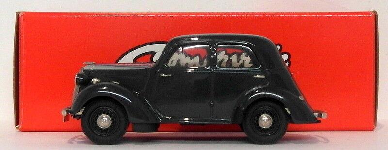 Somerville modelle, maßstab 1  43. 152 - 1939 vauxhall 10 h-type - blau - grau