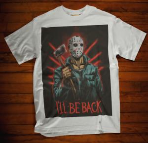 Chinese Japanese Movie Film Halloween Fashion Horror Terminator 2 T Shirt