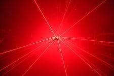 *NEW* *3 HEAD* -TRIFAN LASER- 3 x Red  for disco dj stage karaoke pub club