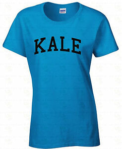Image Is Loading KALE WOMEN T SHIRT Vegetarian Ladies Shirt Idea