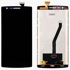DISPLAY SCHERMO LCD TOUCH SCREEN VETRO NERO per ONEPLUS ONE + A0001 5.0""
