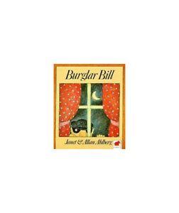 Burglar-Bill-Paperback-Book-The-Fast-Free-Shipping