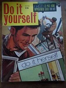 Vtg 1960s magazine 1966 do it yourself diy home improvements fitted image is loading vtg 1960s magazine 1966 do it yourself diy solutioingenieria Gallery