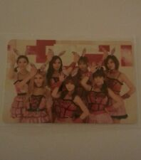 "T-ara ""Bunny Style"" Group Official Photocard Card Kpop K-pop + freebies"