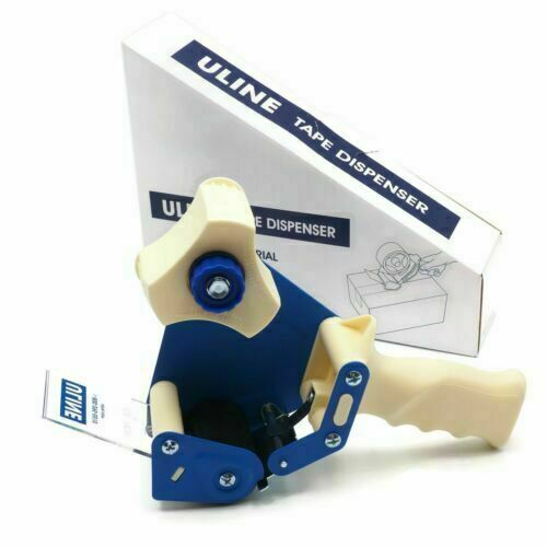 New Uline Hand Held box packaging adhesive Gun Industrial Tape Dispenser H-150