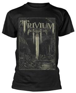 Trivium-039-Battle-039-T-SHIRT-NUOVO-E-ORIGINALE