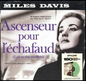 Davis-Miles-Ascenseur-Pour-L-039-Echafaud-New-Vinyl