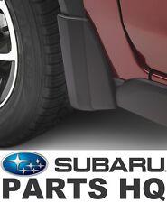 2013-16 Subaru XV Crosstrek OEM Splash Guards Mud Flaps (Set of 4) - J101CFJ300
