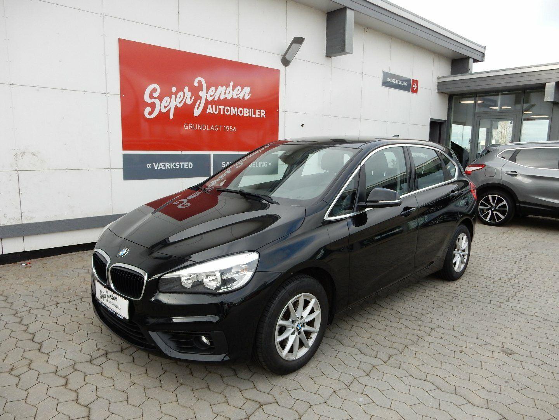 BMW 218i 1,5 Active Tourer Advantage aut. 5d - 289.900 kr.