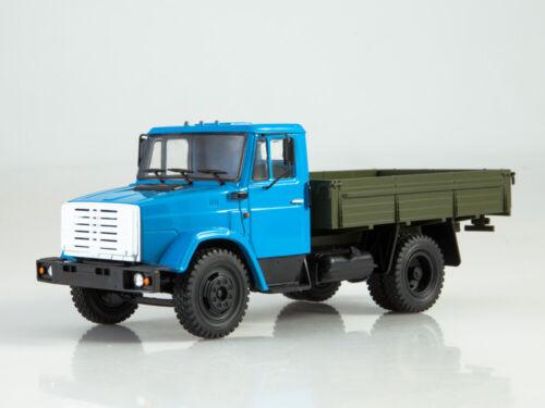 Scale model truck 1:43 ZIL-4333