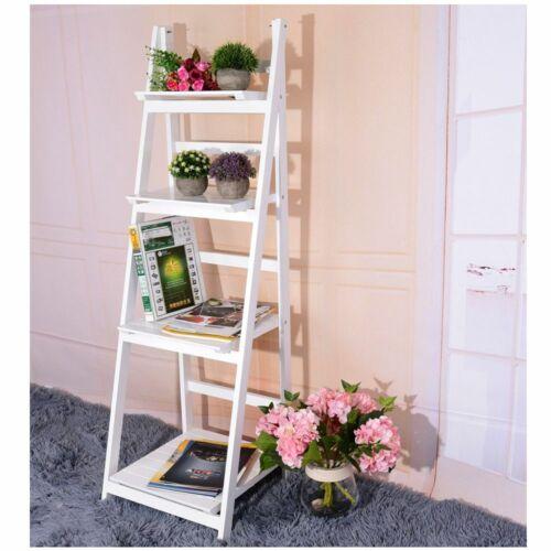 Wooden Plant Flower Shelf Stand Garden Rack Nursery Pot Holder Balcony Display