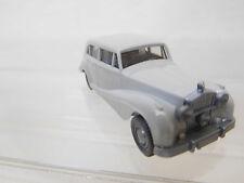 eso-3557Wiking 1:87 Rolls Royce Silver Wraith lichtgrau sehr guter Zustand