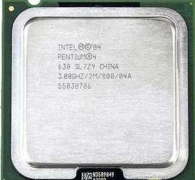 3GHz 775 4 Intel 630 Pentium M 775 2 procesador CPU SL7Z9 vptvqwE5fr