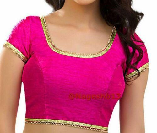 Party Wear Sari Blouse Designer Blouses Readymade Saree Blouse Stitched Choli