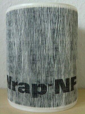 Eisedicht Flexwrap Nf500 Elastomerband Butyl 15,24 Cm X 5,71 M Anschlussband Angenehme SüßE Sonstige Baustoffe & Holz