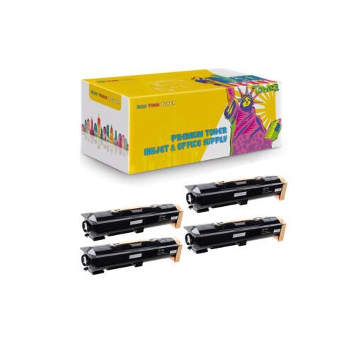 4Compo Compatible Toner Cartridge 006R01184 for Xerox C123 M123 WCP123 C128 M128