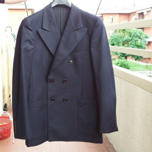 Formel Bleu Costume Vintage 50L Homme l IxCq7