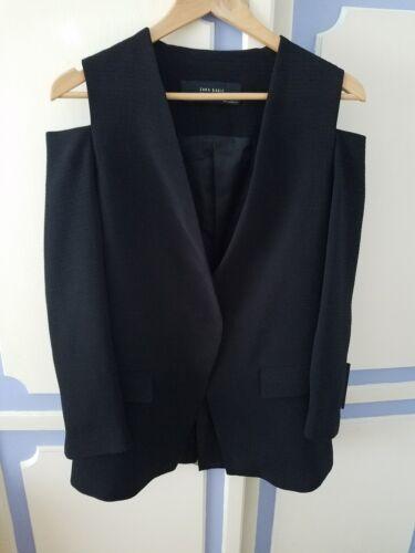 Rrp Taille 49 Neuve € Zara à S Blazer dénudées avec Eur 99 épaules Superbe étiquettes wn8Pq