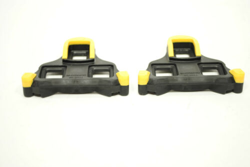 Genuine Shimano SPD-SL SM-SH11 Road Pedal Cleats Floating fits Ultegra Dura-Ace