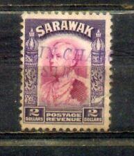 1934  Malaya Malaysia Sarawak Old Stamps $2 CV Rm 40
