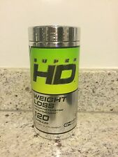 CELLUCOR SUPER HD 60 or 120 caps fat burner weight loss exp 06/2020