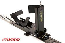 CONDOR SC1500 and Etrack Adapter Combo - Motorcycle Wheel Chock
