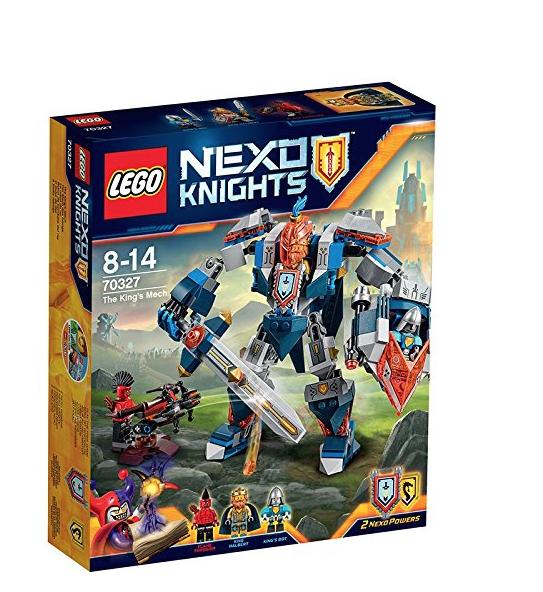 Livraison Gratuite du Japon Authentique LEGO nexoknights The King's  MEU 70327  avec 60% de réduction