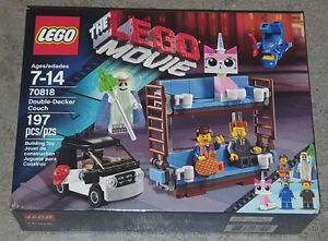 The LEGO Movie 70818 Double Decker Couch 197 pcs! Retired! Brand New & Sealed!