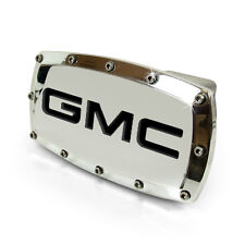 GMC Engraved Billet Aluminum Tow Hitch Cover