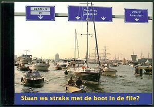 NEDERLAND-PRESTIGEBOEKJE-PP5-VU-AMSTERDAM