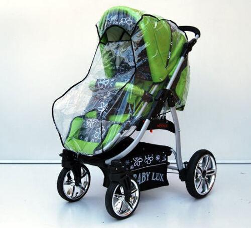 BABYLUX Regenverdeck Regenschutz für Kinderwagen Z6