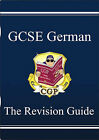 GCSE German Revision Guide: Pt. 1 & 2 by CGP Books (Paperback, 2000)