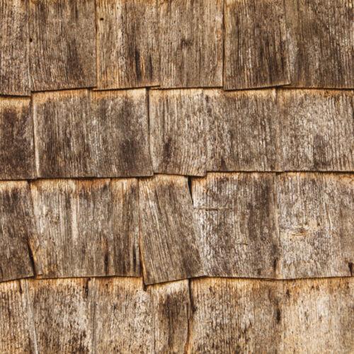 FliesenaufkleberDekor Holz Schindeln Braunalle GrößenStaffelpreise