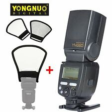 YongNuo YN685 HSS  Wireless  Flash Speedlite With 2in1 Mini Reflector For Canon