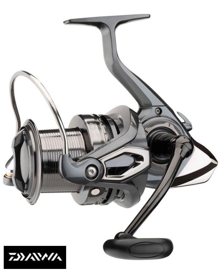 Nuevo Daiwa Emcast un gran pozo Cochep Fishing Reel 5000, 5500, 5000ld Todos Los Modelos